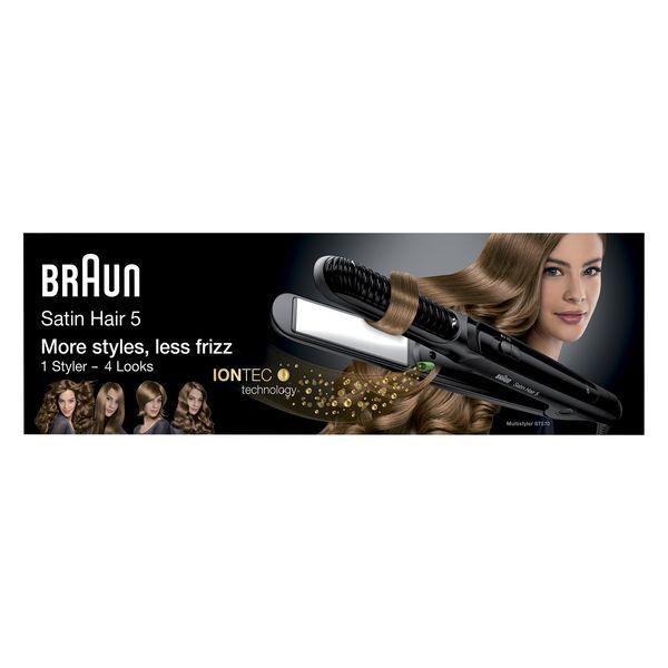 Hajsütő Braun ST 570 Satin Hair 5