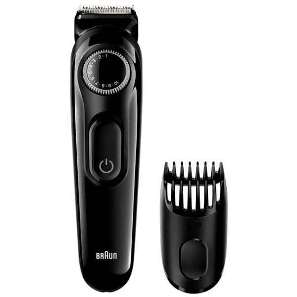 Szakállvágó Braun BT3020 40 min Fekete