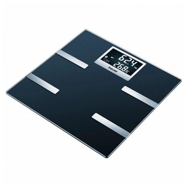 Digitalne kopalniške tehtnice Beurer 748.34 Črna
