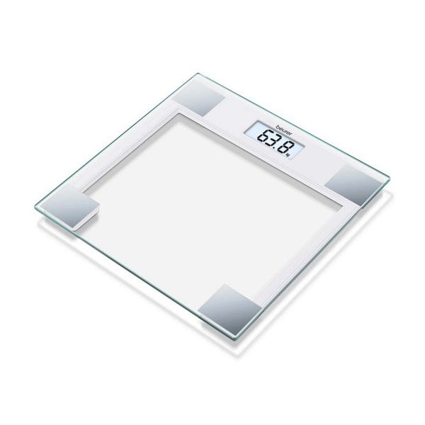 Digitális Fürdőszoba Mérleg Beurer GS-11 Fehér