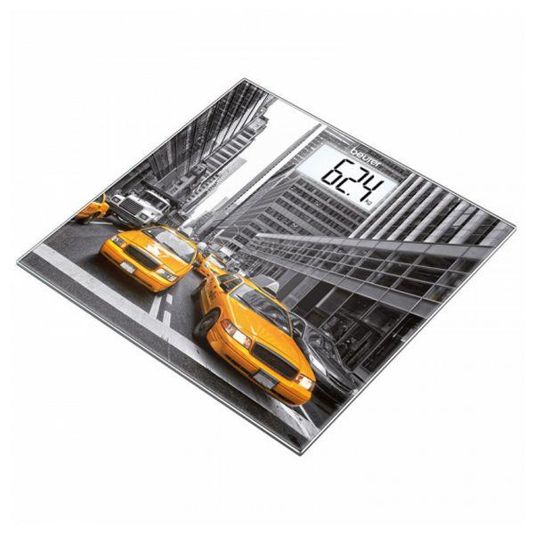 Digitalne kopalniške tehtnice Beurer 756.25 New York
