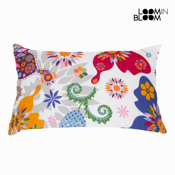 Cuscino paula bianco by Loom In Bloom