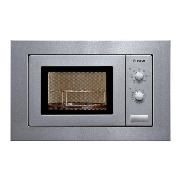 Built-in microwave with grill BOSCH HMT72G650 18 L 800W Rozsdamentes acél
