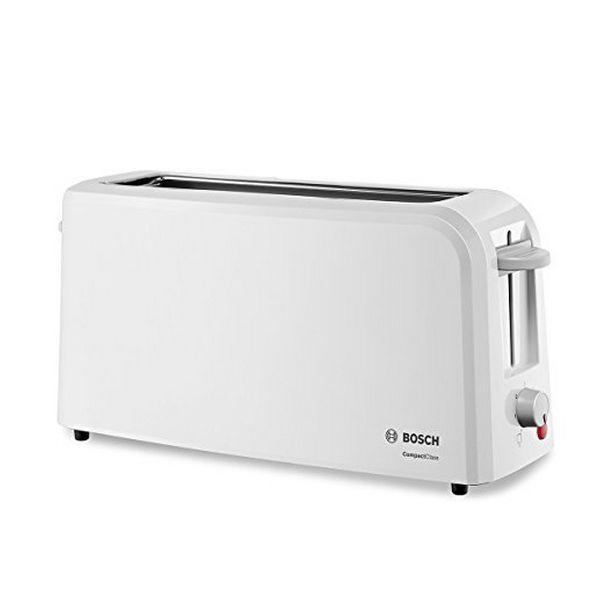 Toaster BOSCH TAT3A001 980W Bela