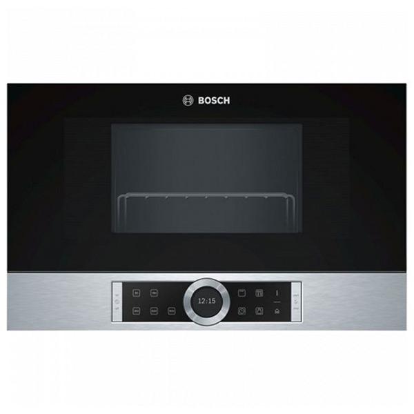 Built-in microwave BOSCH BER634GS1 21 L 900W Rozsdamentes acél