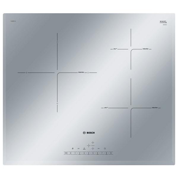 Indukciós Főzőlap BOSCH PIJ659FC1E 60 cm Szürke (3 főzőfelületek)