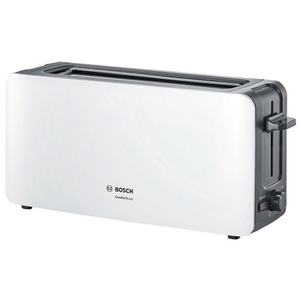 Kenyérpirító BOSCH TAT6A001 1100 W Fehér