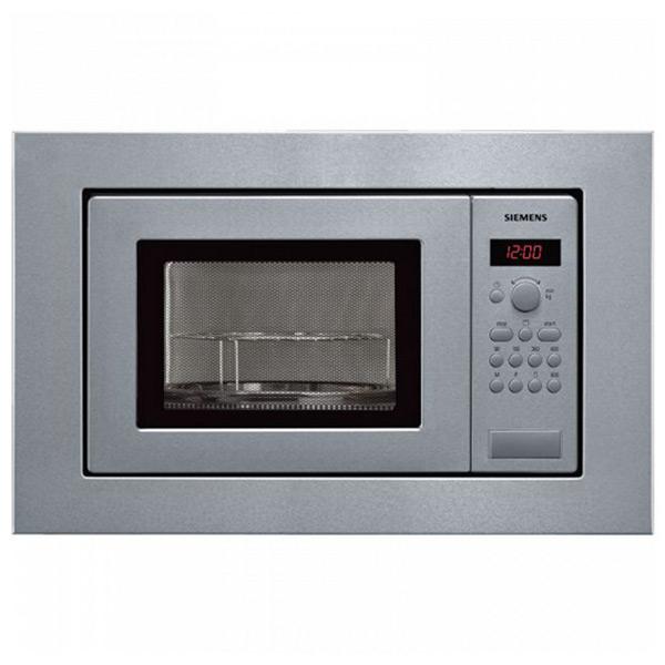 Built-in microwave Siemens AG HF15G561 18 L 800W Rozsdamentes acél