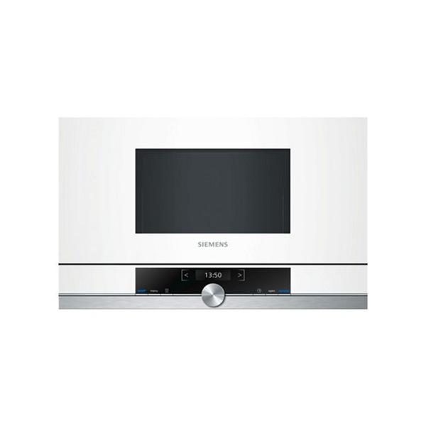 Built-in microwave Siemens AG BF634LGW1 21 L 900W Rozsdamentes acél