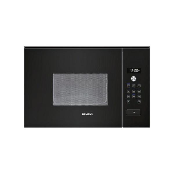 Built-in microwave Siemens AG HF15M764 20 L 800W Fekete