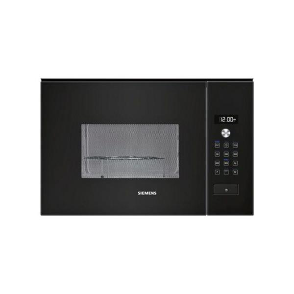 Built-in microwave Siemens AG HF24G764 25 L 900W Fekete
