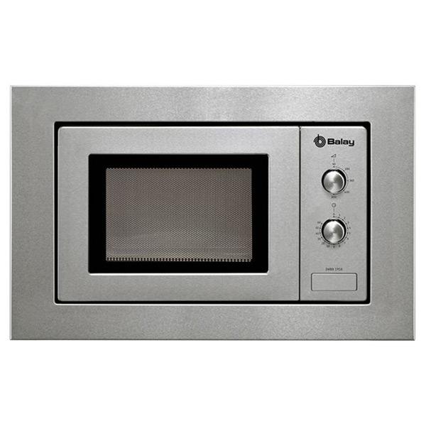 Built-in microwave Balay 3WMX1918 17 L 800W Rozsdamentes acél
