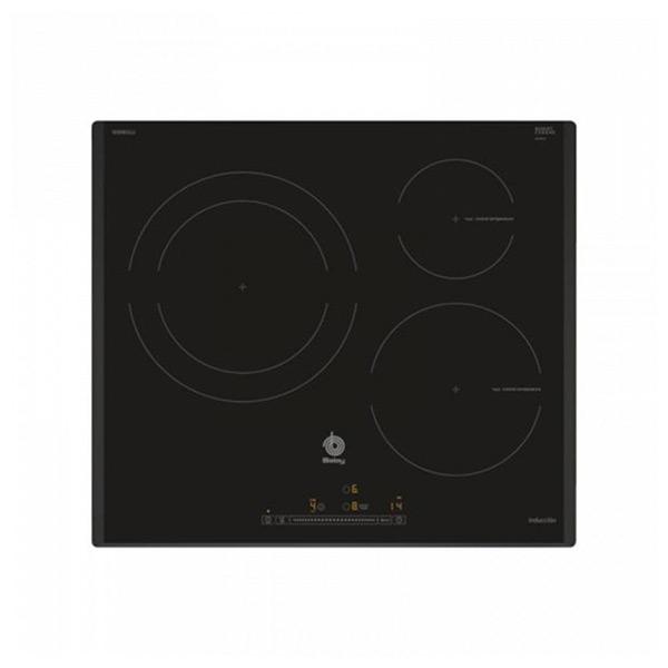 Indukciós Főzőlap Balay 219563 7400W 60 cm Fekete