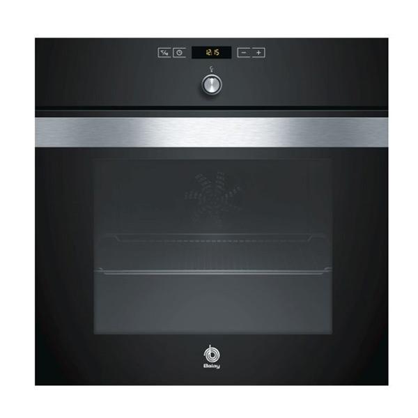Többfunkciós sütő Balay 3HB508NCT 61 L Touch Control 3535W Fekete Rozsdamentes acél