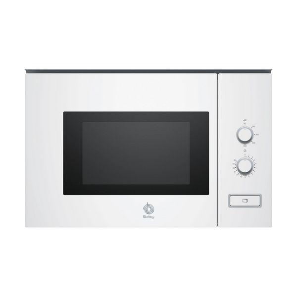 Beépíthető Mikrohullámú Sütő Balay 3CP5002B0 20 L 800 W Fehér