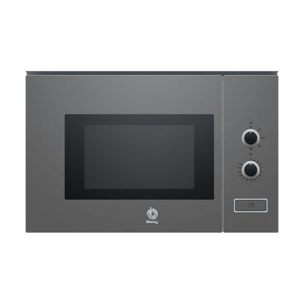 Beépíthető Mikrohullámú Sütő Balay 3CP5002A0 20 L 800 W Szürke