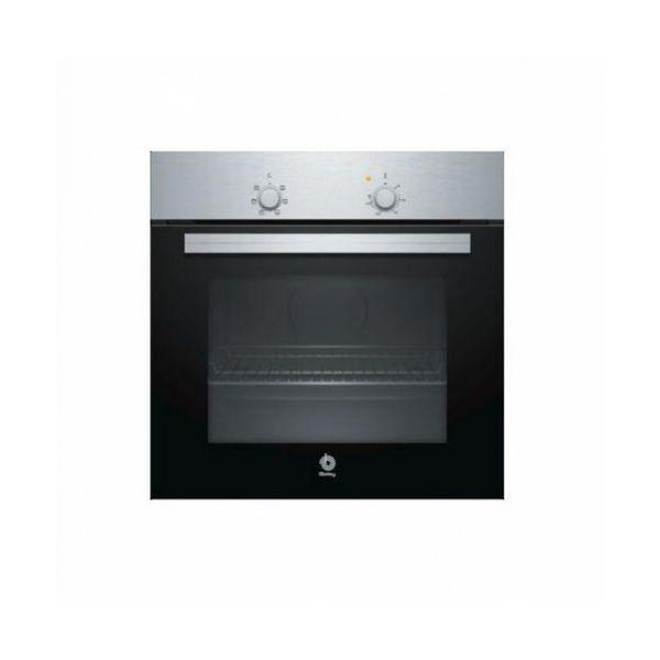 Hőlégkeveréses sütő Balay 3HB1000X0 71 L 2850W Rozsdamentes acél Fekete