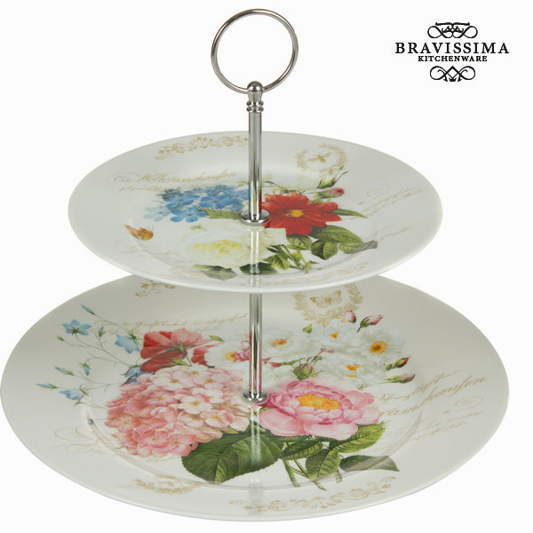 Antipastiere flowers bouquet - Kitchen's Deco Collezione by Bravissima Kitchen 7569000713660  02_S0100741