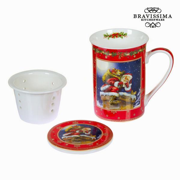 Kit infusion noël blanc by Bravissima Kitchen