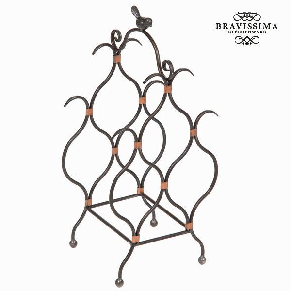 Palacktartó Vas (47 x 22 x 18 cm) - Art & Metal Gyűjtemény by Bravissima Kitchen