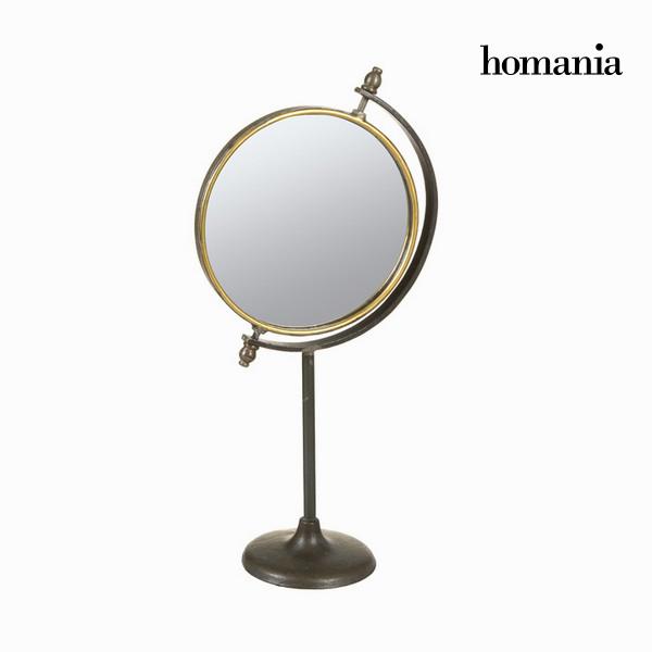 Tükör Rögzítő konzollal Fém (52 x 25 x 15 cm) - Art & Metal Gyűjtemény by Homania