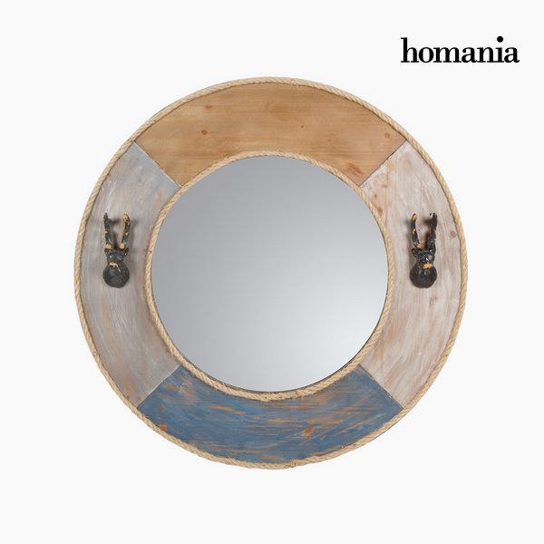 Okroglo kovinsko ogledalo by Homania