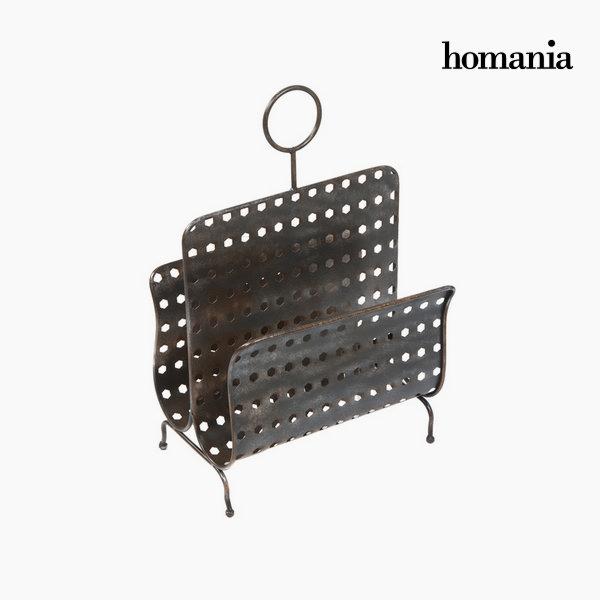 Revistero de metal by Homania