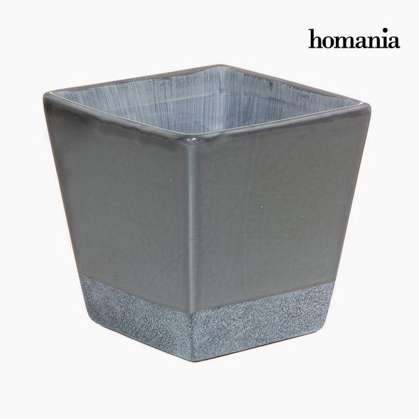 Kaspó Kerámia Szürke by Homania
