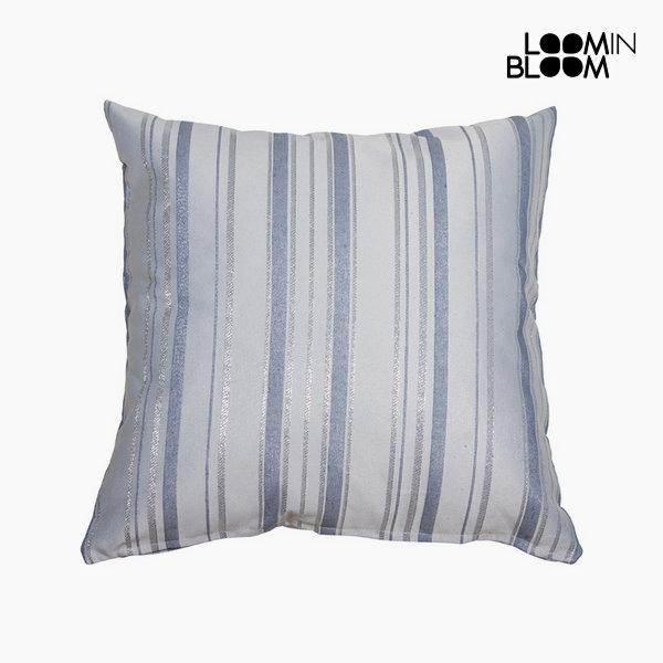 Cojín Belinda Raya Azul By Loom In Bloom -  - ebay.es