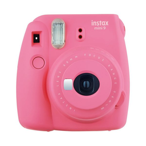 Camara-Instantanea-Fujifilm-Instax-Mini-9-Rosa