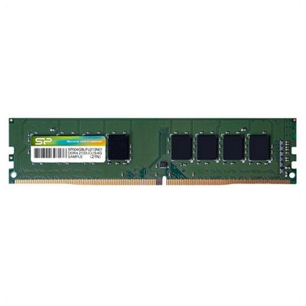 Memoria RAM Silicon Power IMEMD40054 SP004GBLFU213N02 DDR4 240-pin UDIMM 4 GB 2133 Mhz