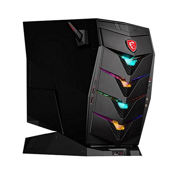 PC de Sobremesa MSI 9S6-B90711-002 Aegis 3 i7-7700 16 GB 2 TB Negro