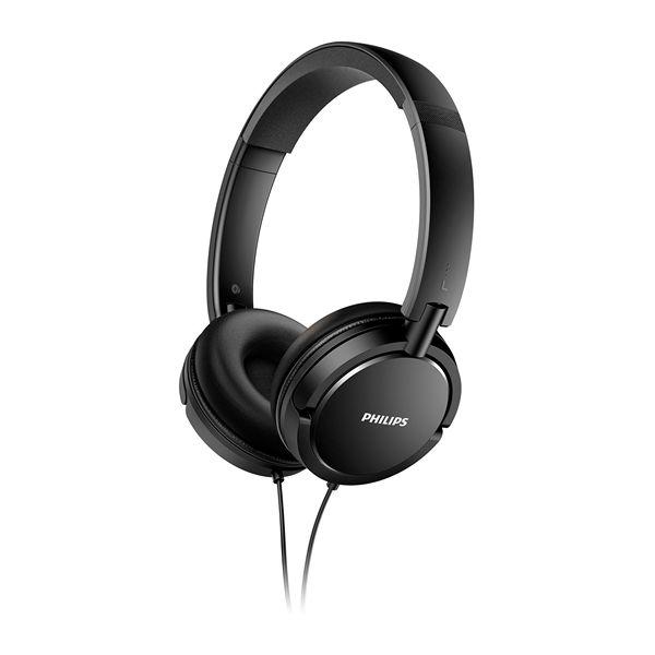 Auriculares Philips SHL5000/00 104 dB Diadema Negro