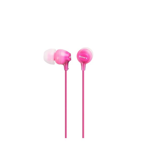 Auriculares-Sony-MDR-EX15LP-in-ear-Rosa
