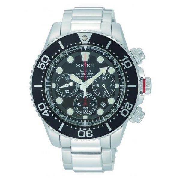 Reloj Hombre Seiko SSC015P1 (43,5 mm)