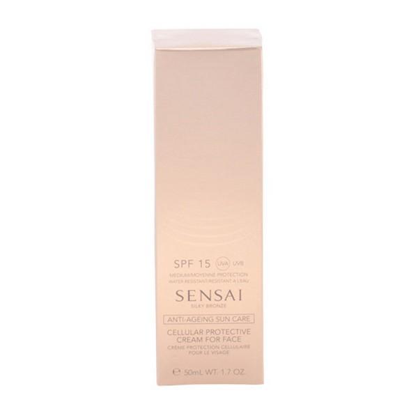Naptej Arcra Sensai Cellular Protective Kanebo Spf 15 (50 ml)