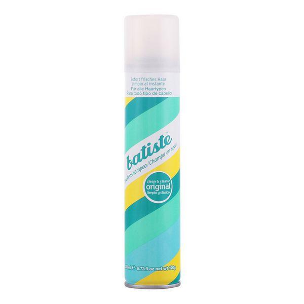 Šampon za suho umivanje las Batiste (200 ml)