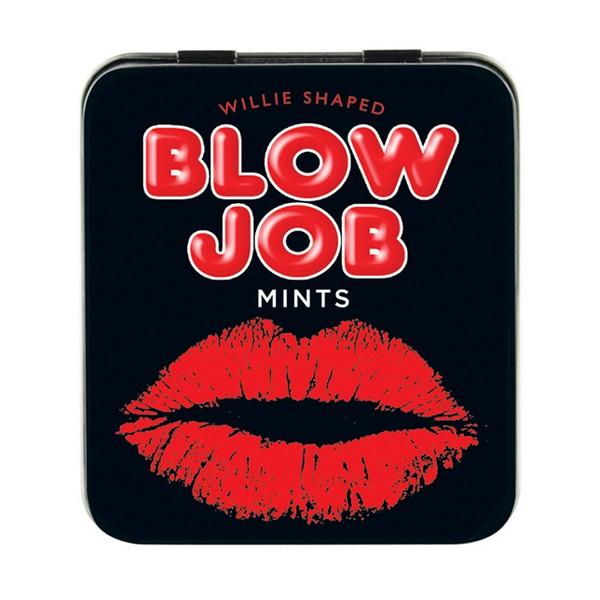 Oral Pleasure Mints Peppermint Blow Job Spencer & Fleetwood 07755090000