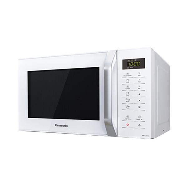 Mikrohullámú Sütő Grillsütővel Panasonic NN-K35HWMEPG 23 L Fehér