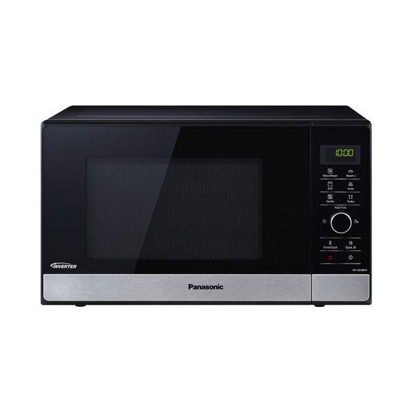 Mikrohullámú Sütő Grillsütővel Panasonic NNGD38HSSUG 23 L 1000W Fekete Rozsdamentes acél