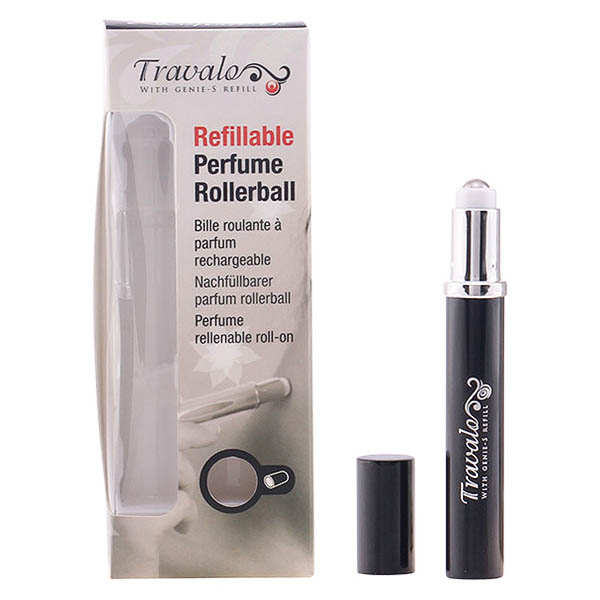 Uniszex Parfüm Touch Elegance Travalo Roll-On (4,5 ml) Fekete