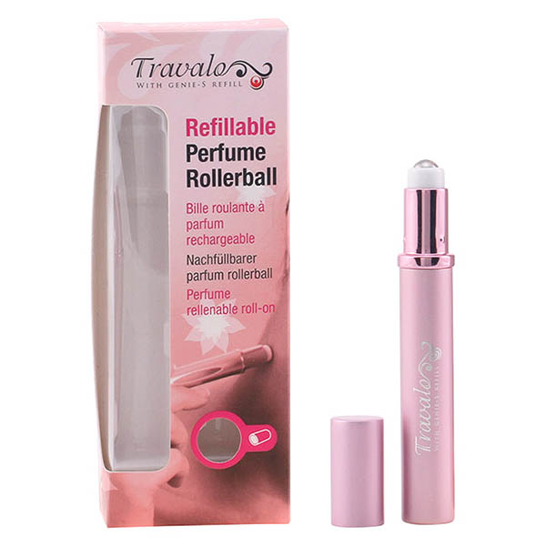 Uniszex Parfüm Touch Elegance Travalo Roll-On (4,5 ml) Rózsaszín