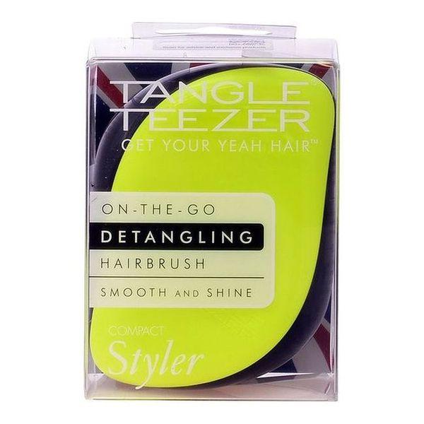 Glavnik za razčesavanje las Compact Styler Neon Tangle Teezer