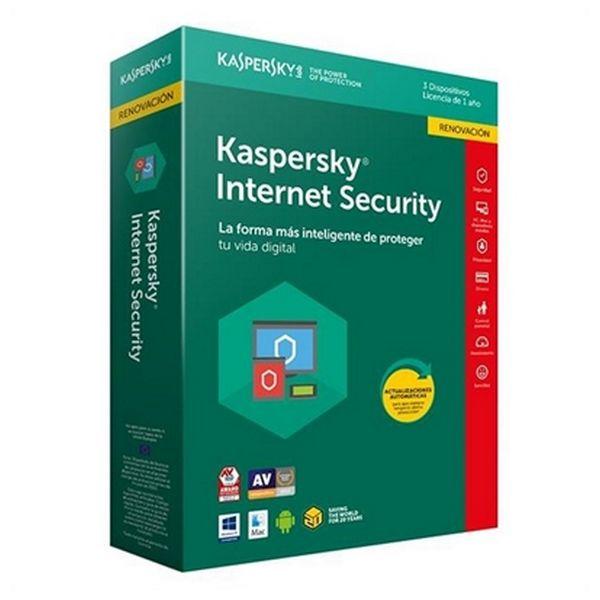 Antivirus za Dom Kaspersky 54073 3L/1A Multi-Device