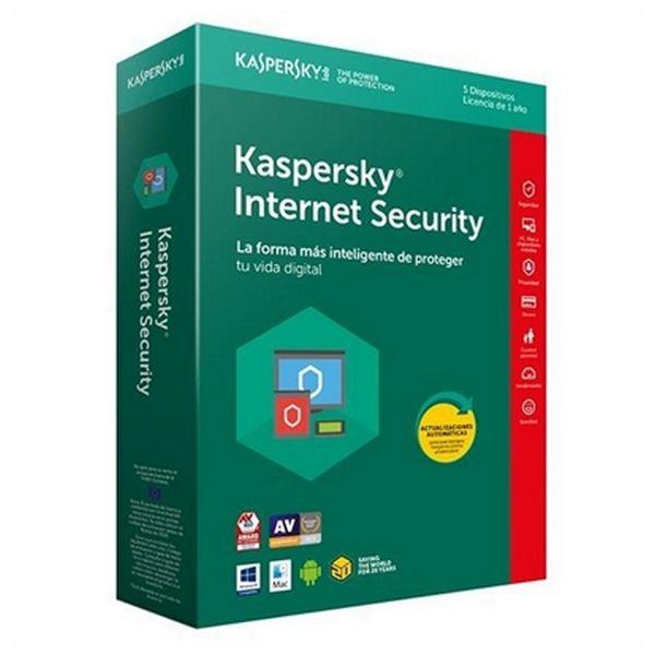 Antivirus za Dom Kaspersky 54097 5L/1A Multi-Device