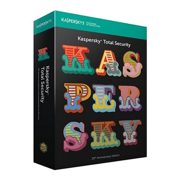 Protivirusni program Kaspersky KL1919S5BFS-8Y20 Kaspersky Total Security Multi 2L/1A