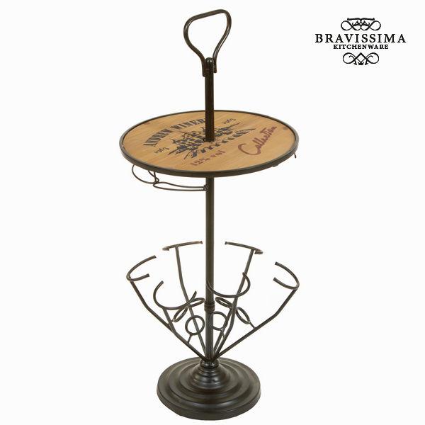 Porta bottiglie a forma d'ombrello by Bravissima Kitchen 7569000728626  02_S0102510