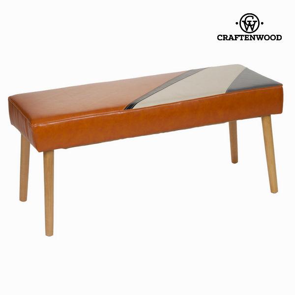 Bárszék Műbőr Furnérlemez (100 x 40 x 44 cm) by Craftenwood