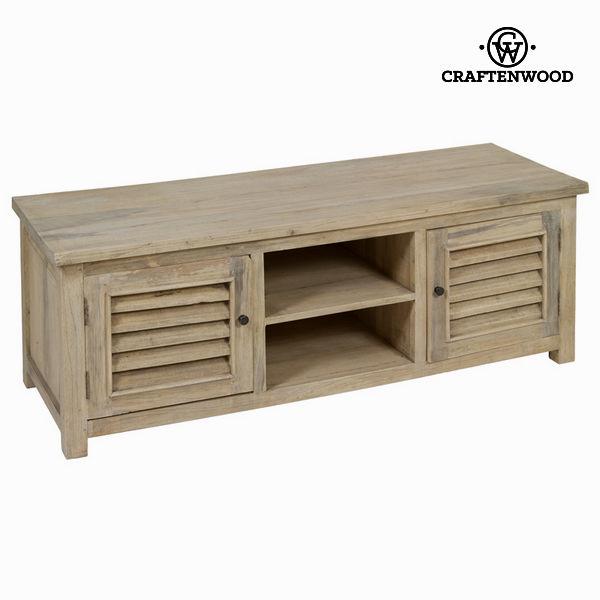 TV asztal Imafüzérfa (140 x 50 x 50 cm) - Pure Life Gyűjtemény by Craftenwood