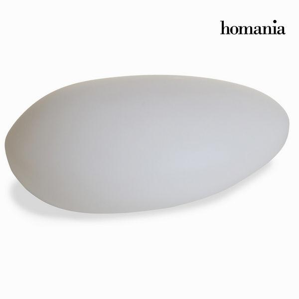 Kamen za zunanje prostore z lučko by Homania